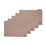 Elba 100090233 folder A4 Polypropylene (PP) Brown