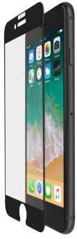 iPhone 6 /6s / 7 Tempered E2e Black Overlay