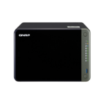 QNAP TS-653D J4125 Ethernet LAN Tower Zwart NAS
