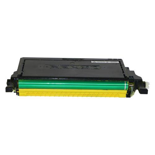 Remanufactured Samsung CLP-Y660B / HP ST959A Yellow Toner Cartridge