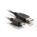 C2G 3m USB 2.0 A Male to Micro-USB B Male Cable 3m Micro-USB B Male Male Black USB cable