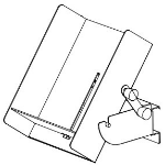 Datamax O'Neil OPT78-2331-01 Cutter Label printer