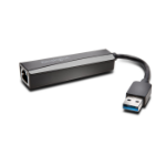 Kensington UA0000E USB 3.0 Ethernet Adapter — Black