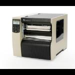 Zebra 220Xi4 label printer 203 x 203 DPI Wired