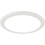 Generic Ultra-Thin LED Panel Roof Light, 10W, 215mm, Cool White