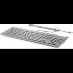 HP Business Slim Smartcard Keyboard Z9H48AA#ABU