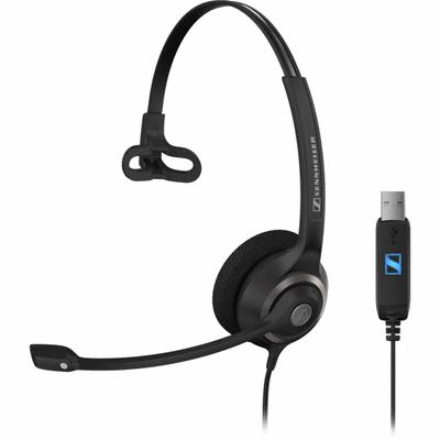Sennheiser SC 230 USB Monaural Head-band Black