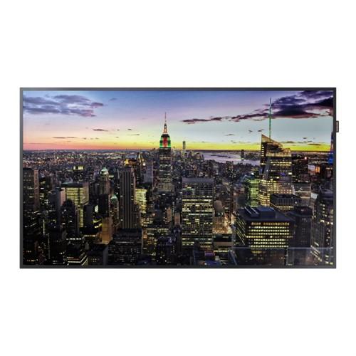 "Samsung QM55H Digital signage flat panel 55"" LED 4K Ultra HD Wi-Fi Black"