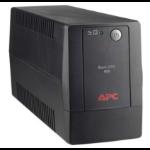 APC BX800L-LM uninterruptible power supply (UPS) Line-Interactive 800 VA 400 W 4 AC outlet(s)