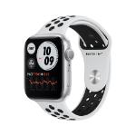 Apple Watch Series 6 Nike OLED 44 mm Silver GPS (satellite)