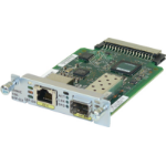 Cisco EHWIC-1GE-SFP-CU= Internal Ethernet/Fiber networking card