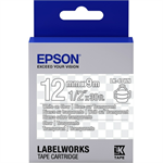 Epson C53S654013 (LK-4TWN) Ribbon, 9mm x 9m