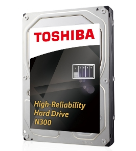 Toshiba N300 4TB HDD 4000GB Serial ATA III internal hard drive