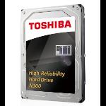 Toshiba N300 4TB internal hard drive HDD 4000 GB Serial ATA III