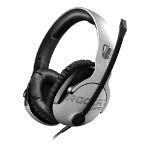 Roccat Khan Pro Competitive High Resolution Gaming Headset, White (ROC-14-621)