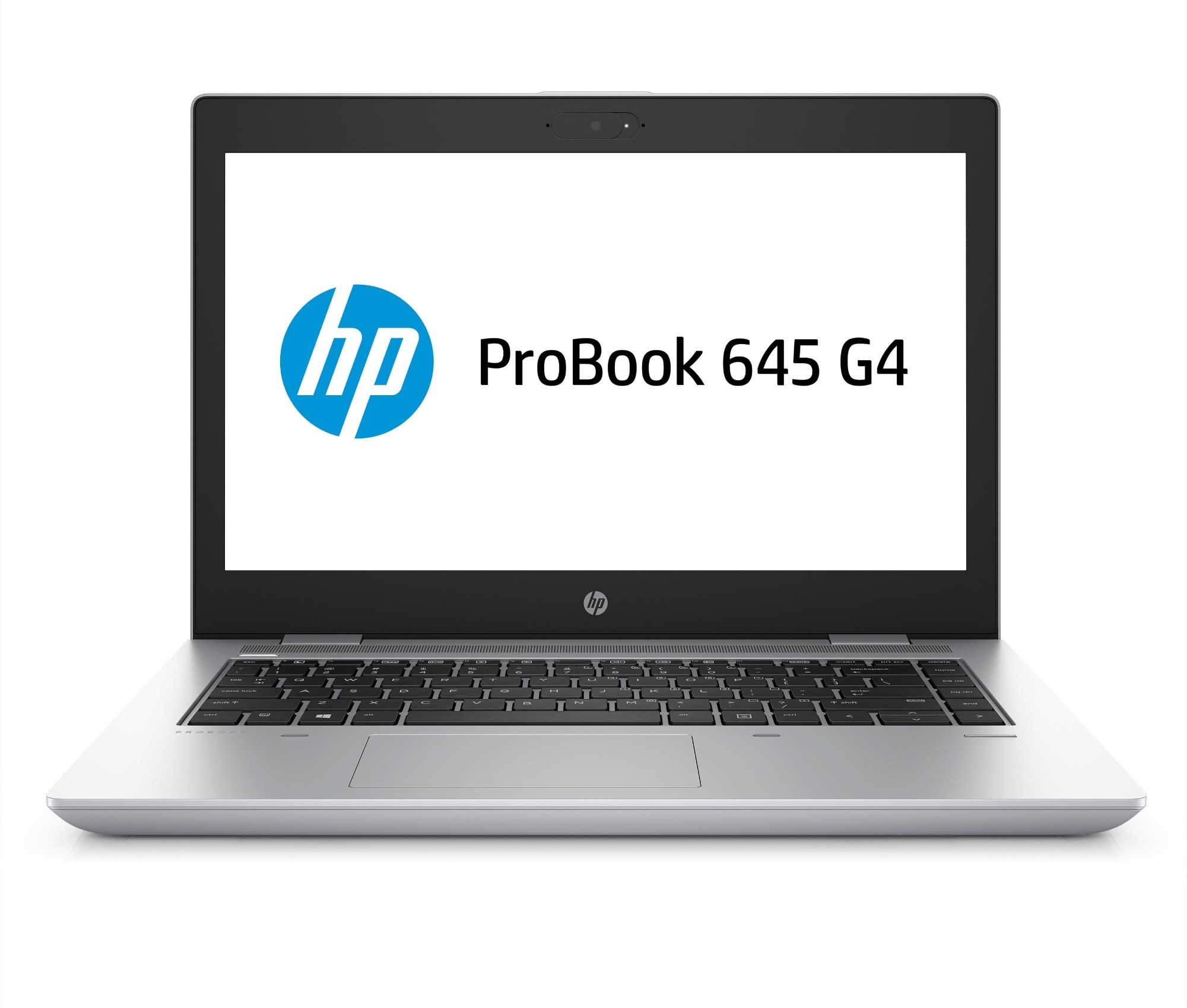 "HP ProBook 645 G4 Silver Notebook 35.6 cm (14"") 1920 x 1080 pixels AMD Ryzen 5 2500U 4 GB DDR4-SDRAM 128 GB SSD"