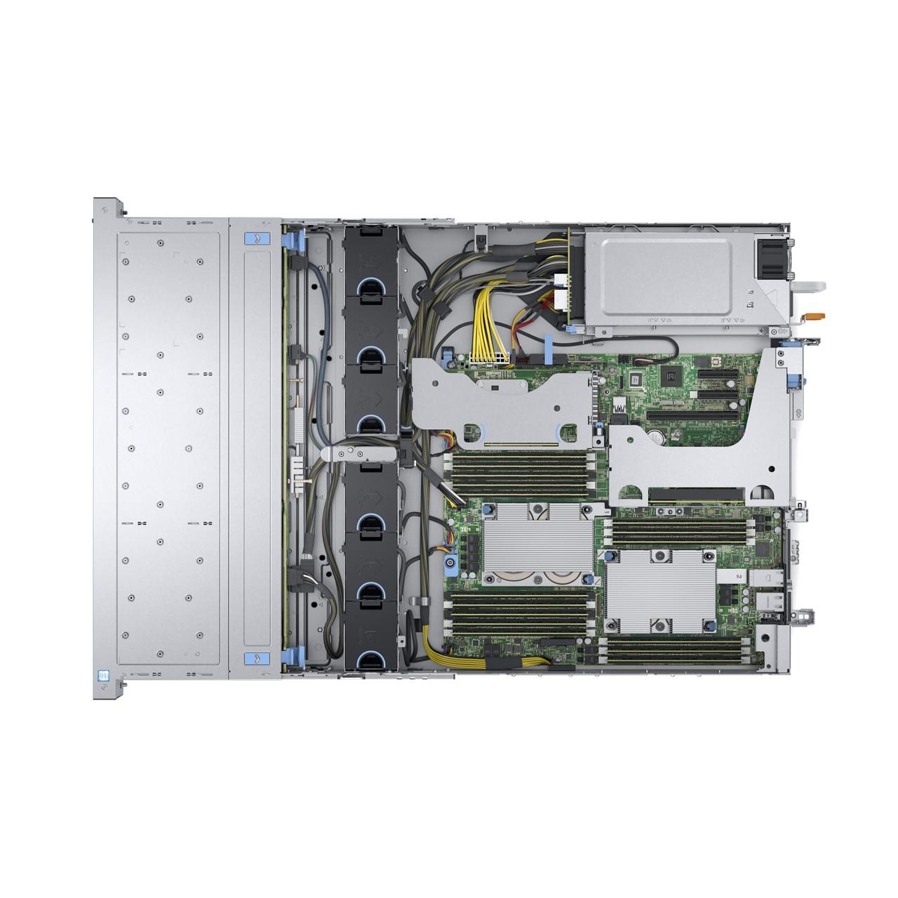 DELL PowerEdge R540 server 2 1 GHz Intel® Xeon® 4110 Rack (2U) 750 W