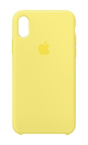 """Apple MRG32ZM/A 5.8"""" Yellow Mobile Phone Skin case"""