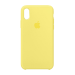 "Apple MRG32ZM/A 5.8"" Skin case Yellow mobile phone case"