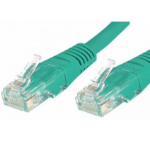 EXC 853921 networking cable 0.3 m Cat5e U/UTP (UTP) Green