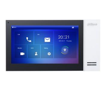 "Dahua Technology VTH2421FW video intercom system 17.8 cm (7"") Black, White"