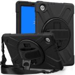 """eSTUFF ES681900-BULK tablet case 25.6 cm (10.1"""") Cover Black"""