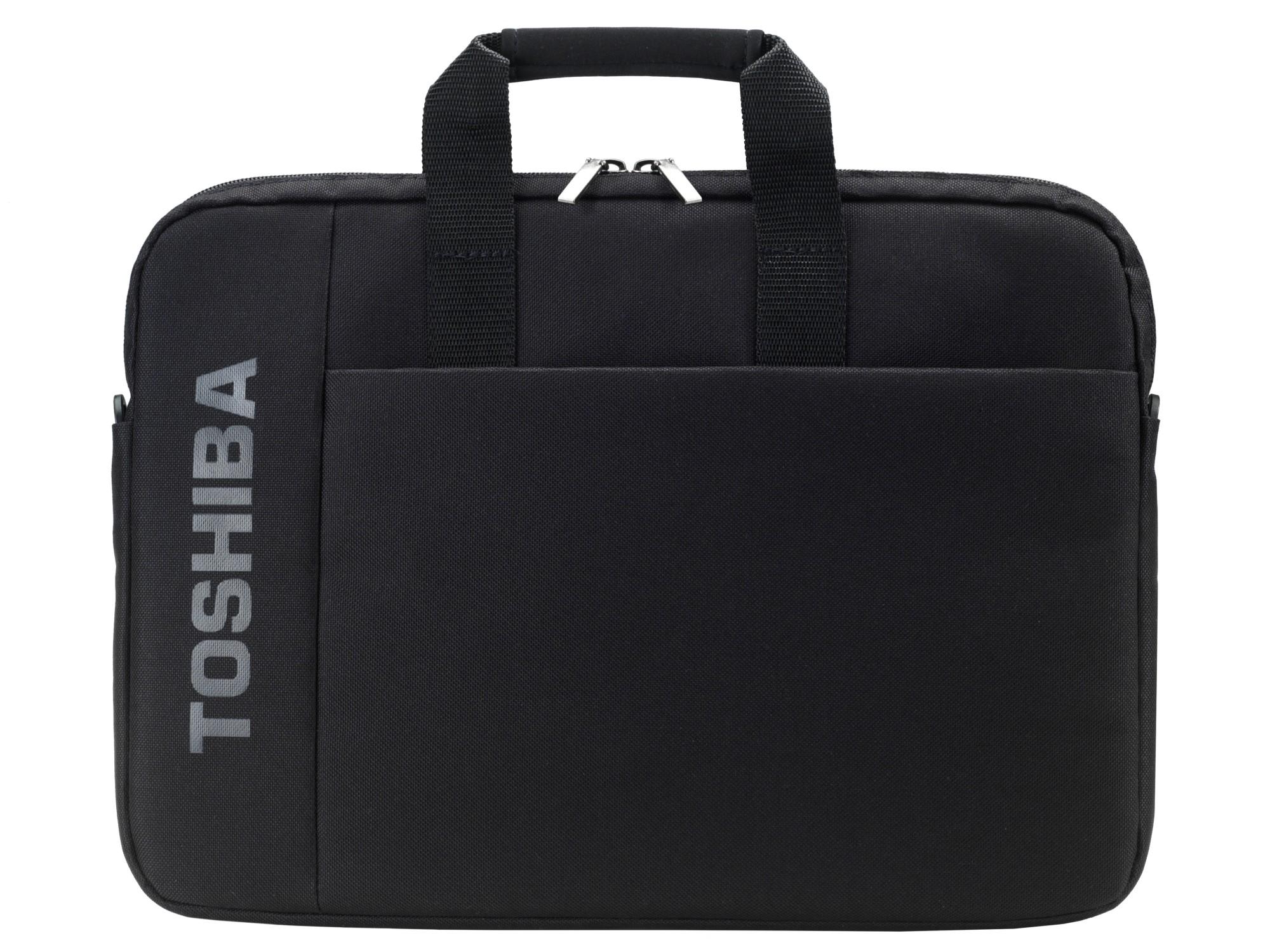 "Dynabook B116 maletines para portátil 40,6 cm (16"") Maletín Negro"