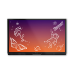 "Promethean ActivPanel Titanium 86"" interactive whiteboard 2.18 m (86"") 3840 x 2160 pixels Touchscreen Black HDMI"