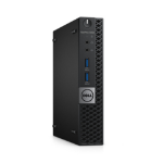 DELL OptiPlex 5050 2.70 GHz 7th gen Intel® Core™ i5 i5-7500T Black Mini PC