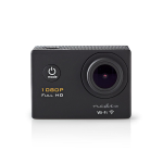 Nedis ACAM20BK action sports camera