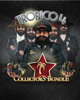 Nexway Tropico 4 Collectors Bundle vídeo juego PC Coleccionistas Español