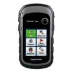 Garmin eTrex 30x Personal 3.7GB Black GPS tracker