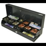 APG Cash Drawer cash trays cash/ticket box Grey