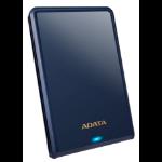 ADATA HV620S external hard drive 1000 GB Blue