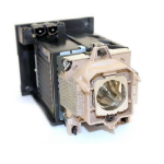 Runco Generic Complete Lamp for RUNCO LS-7 projector. Includes 1 year warranty.