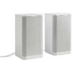 HP 2.0 White S5000 Speaker System 4W White