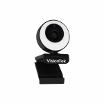 VisionTek VTWC40 webcam 2 MP 1920 x 1080 pixels USB 2.0 Black
