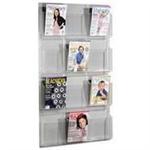 Safco Reveal literature rack
