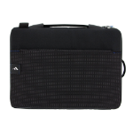 """Brenthaven 2821 notebook case 30.5 cm (12"""") Messenger case Black"""