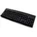 Accuratus KYBAC260UP-BKFR keyboard USB + PS/2 AZERTY French Black