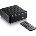Asrock Beebox J3160 1.6 GHz 0.6L sized PC Black