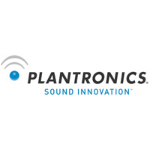 Plantronics 205300-01 headphone pillow Black Leatherette 2 pc(s)