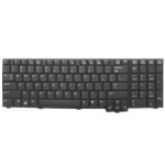 HP 494002-031 QWERTY English Black keyboard