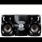 Panasonic SC-AKX80LM-K Mini set 350W Negro sistema de audio para el hogar