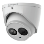Honeywell HEW4PRW3 IP security camera Indoor & outdoor Dome White 2688 x 1520pixels