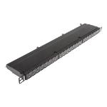 Cablenet 24 Port Cat6a FTP 0.5u PCB Patch Panel