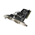 Dynamode PCI-RS232WCH Internal RS-232 interface cards/adapter