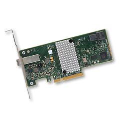 Broadcom SAS 9300-4i4e interface cards/adapter Internal SAS,SATA
