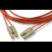 AMP 6348260-2 2m SC SC Grey,Orange fiber optic cable