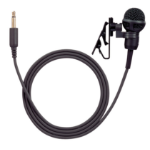 TOA YP-M101 microphone Grey Clip-on microphone